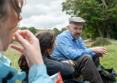 Gary the polite Englishman : )